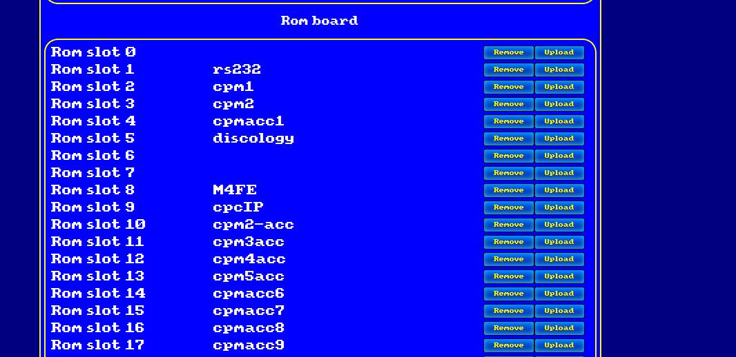 Curso CP/M para Amstrad CPC: los comandos 4